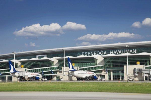 Esenboğa,Karbon Nötr Havalimanı Olmaya Devam Ediyor
