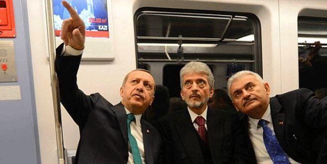 Esenboğa'ya metronun ne zaman geleceği meçhul!