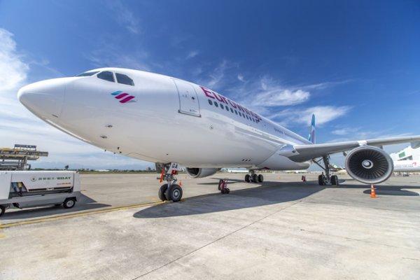 Eurowings Avrupa'yı Anadolu'ya bağlıyor