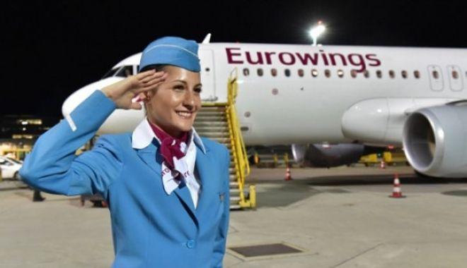 Eurowings Cape Town'a İlk Uçuşunu Gerçekleştirdi