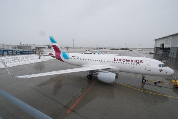 Eurowings Geleceğin Dijital Programını Sunuyor