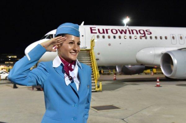 Eurowings haftada iki gün Las Vegas'a uçuyor