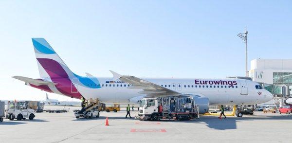 Eurowings Havayolları Yeni Bir Ortaklığa Adım Attı