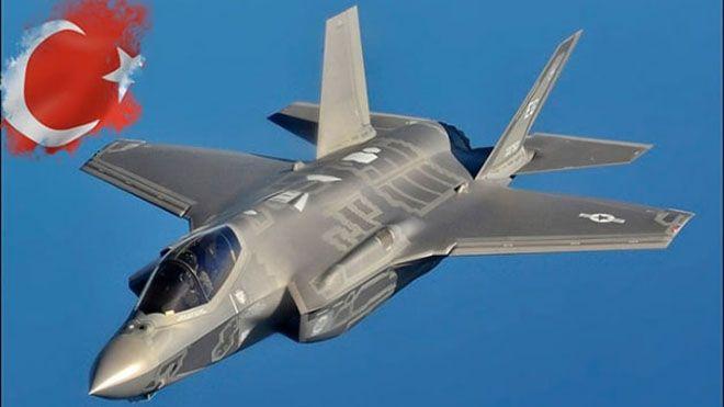 F 35 teslimatı geçici olarak durdurulacak mı?