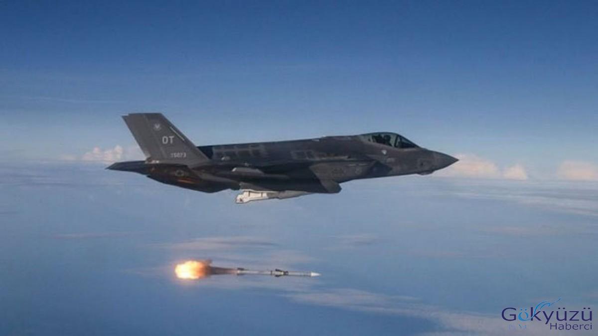 F-35 uçağı konusunda yine tansiyon yükseldi!