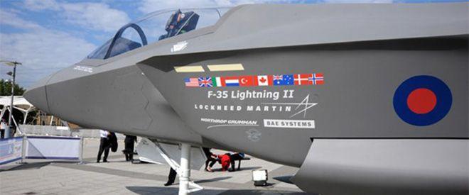F 35'in iptal tasarısı Trump'ın imzasına kaldı!
