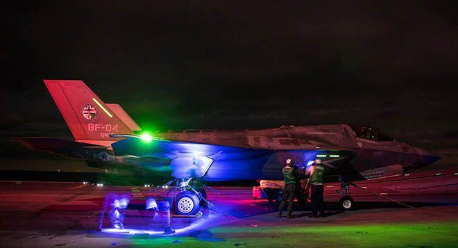 F-35'lere uçuş izni verildi!
