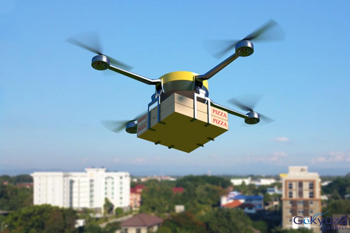 FAA Onayladı: Drone ile Kargo Nakliyesi Yapabilecek!