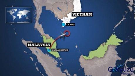 FBI Kayıp Malezya Uçağı İçin Devrede