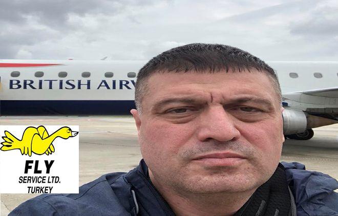Fly Services Gökhan Sarıgöl gözaltına alındı!