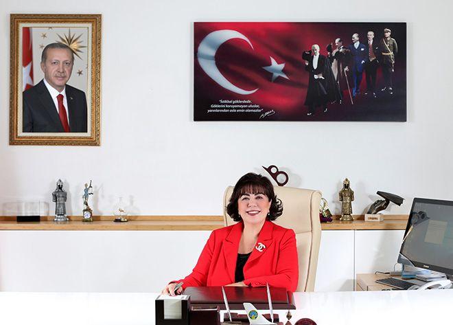 Funda Ocak,Türkiye uçuyor...