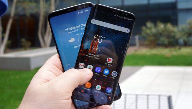 Galaxy S10 ekranı ile sağlığınızı kontrol edecek!