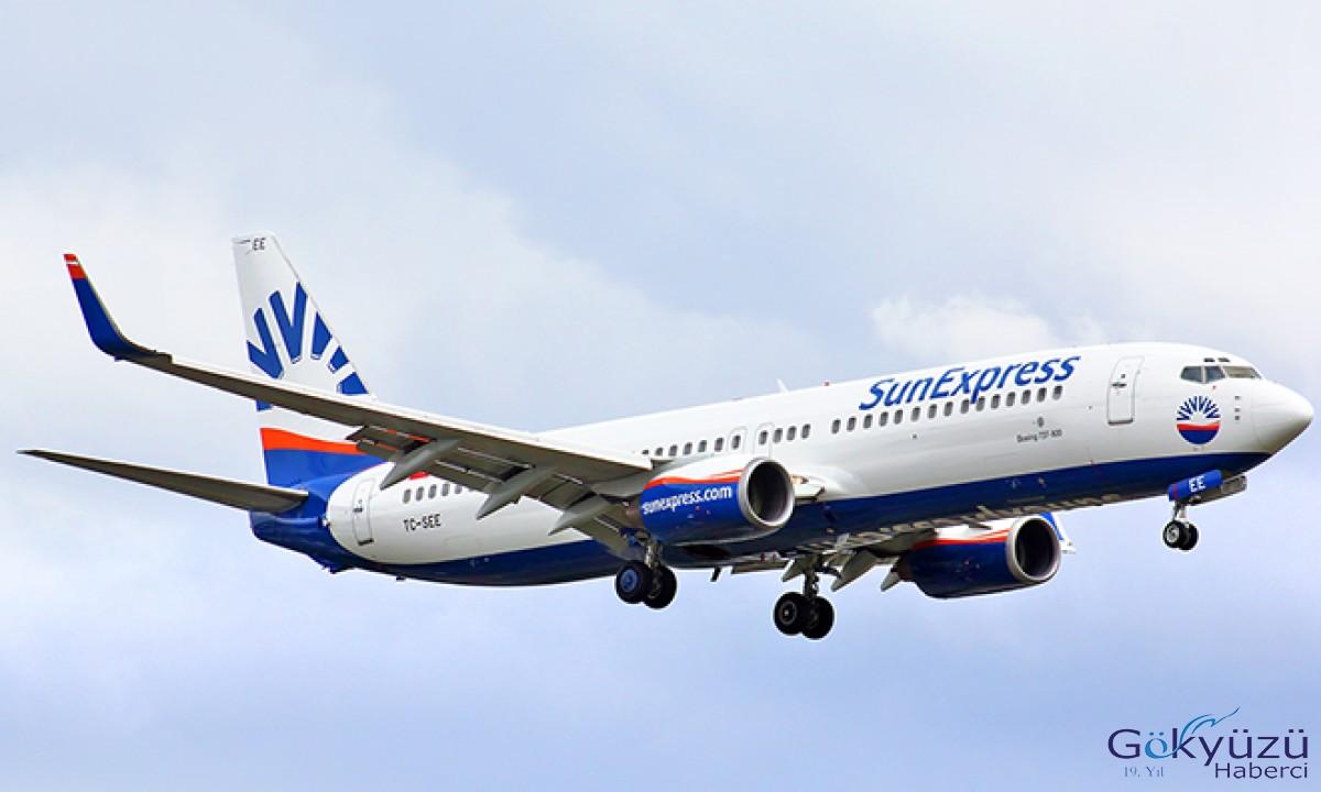 Germania yolcuları SunExpress ile uçuyor!