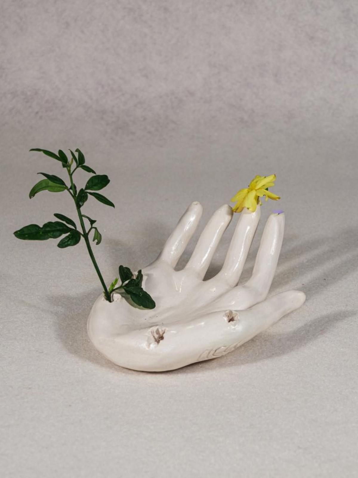 Giz'li Atölye Kolektifi'nden 'Temas' adlı bağış sergisi
