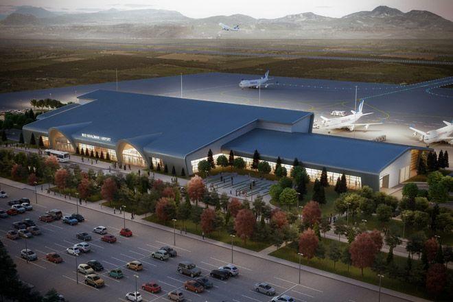 GMW MIMARLIK Tasarımı Muş Havalimanı'nın....