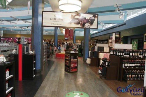 Godiva'nın Bayram Koleksiyonu Atü Mağazalarında