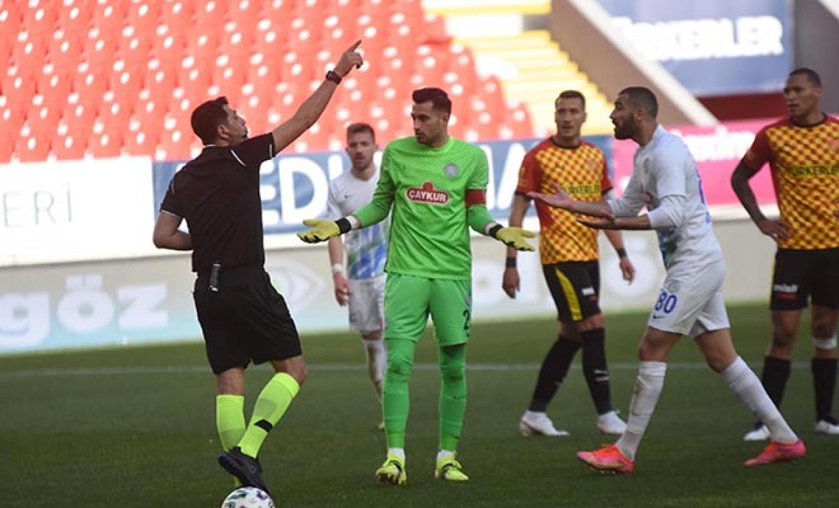 Göztepe - Çaykur Rizespor Maçı