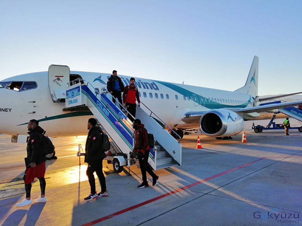 Göztepe Spor Kulübü'nün tercihi Tailwind Havayolları