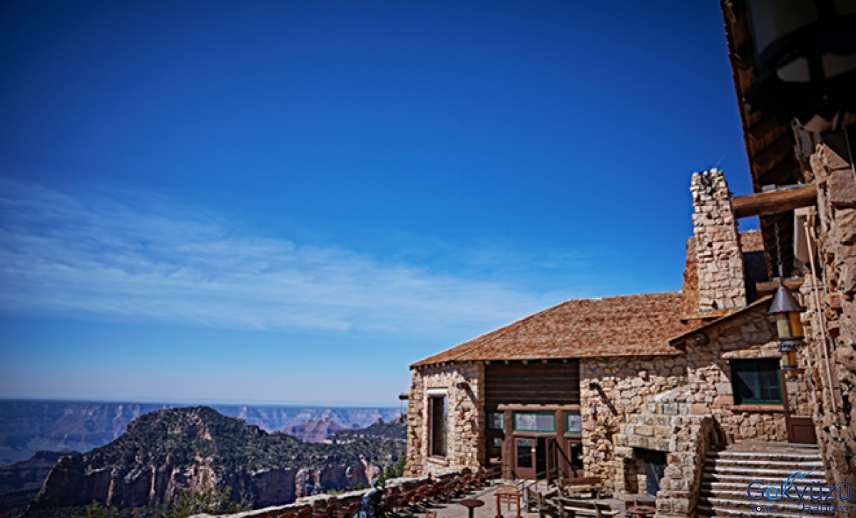 Grand Canyon Lodge North Rim Offers Tranquility, Fewer Crowds