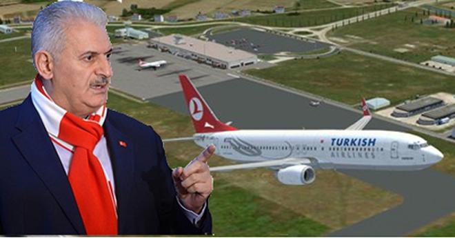 Gümüşhane-Bayburt havaalanı'nın temeli atılıyor