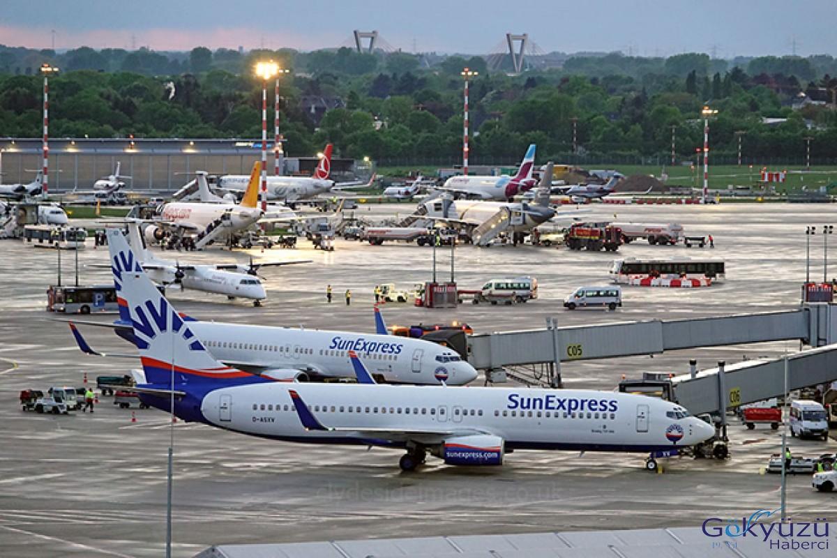 Gurbetçi aile SunExpress uçuşuna kabul edilmedi