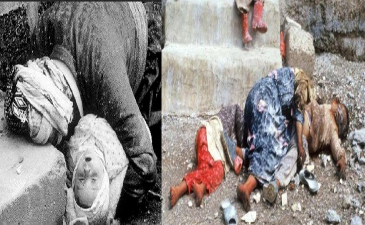 #Halepce Katliamı