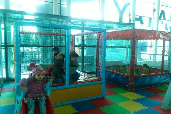 Hatay Havalimanı'na Çocuk Parkı