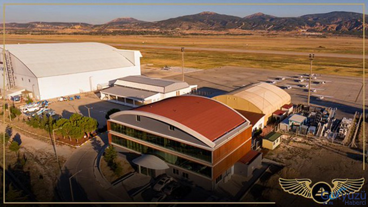 Havacılık Akademisi Kampüsümüz hazır!