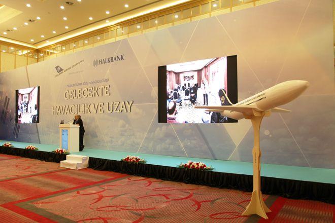 Havacılık Sektörü THK Üniversitesi Etkinliğinde Buluştu!