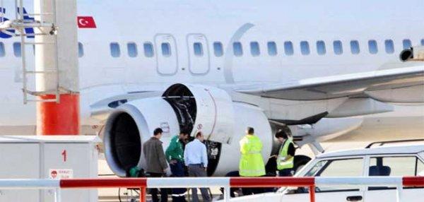 Havada Panik, Pilot Zorunlu İniş İçin İzin İstedi