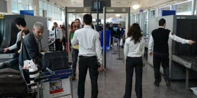 Havalimanına Güvenlik Olmak İster Misiniz?