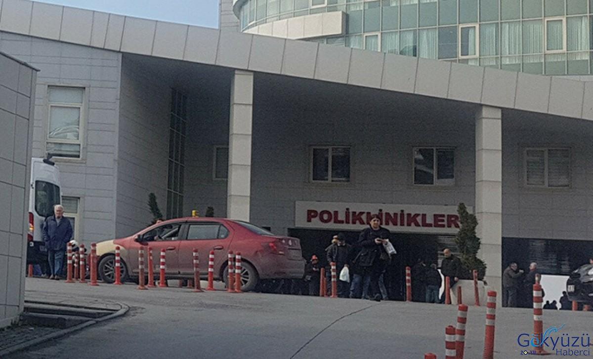 Hostes Hastane'de izole odaya alındı.