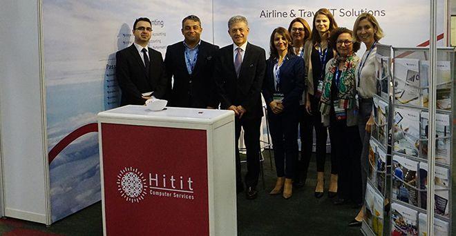 IATA Dünya Finansal Sempozyumu'nun Gümüş Sponsoru Hitit