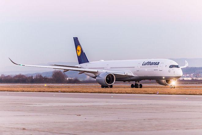 IATA'dan Lufthansa'ya Platinum Ödül