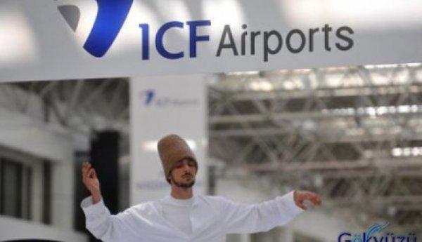 ICF Airports Havalimanında Sema Gösterisi
