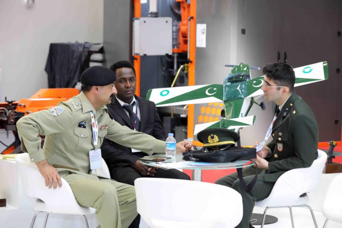 IDEF'21'e yurt dışından resmi heyet davetleri arttı