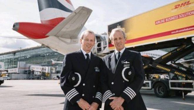İkiz Pilotların Son Uçuşu Oldu