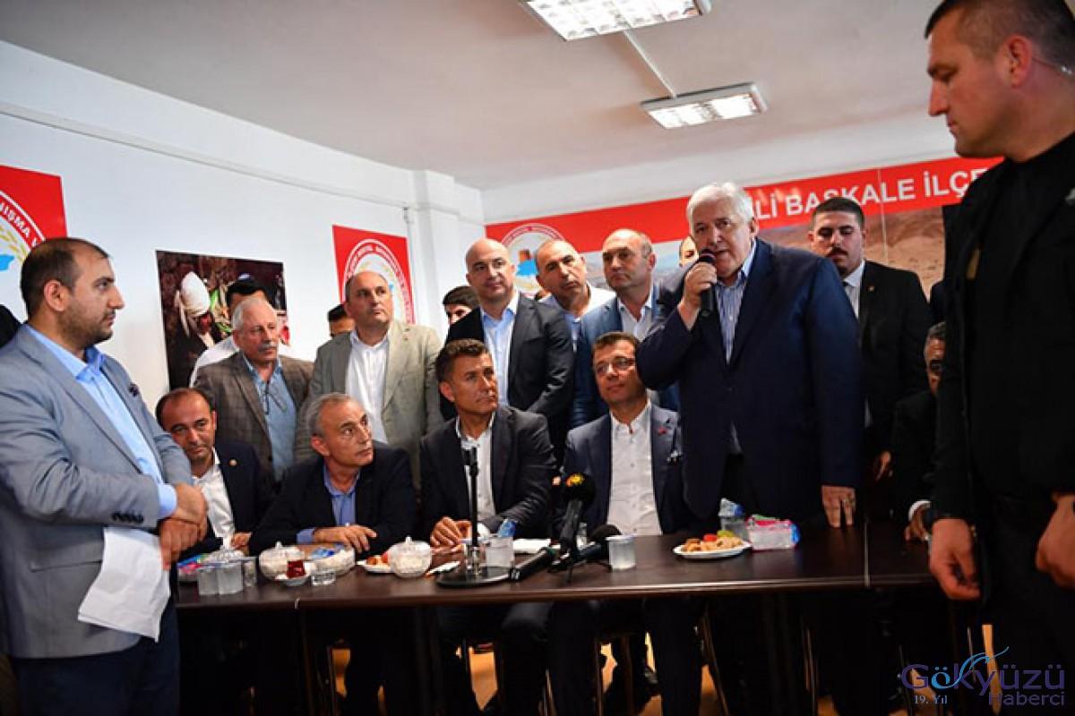 İmamoğlu: ''İSTANBUL'U HEP BERABER YÖNETECEĞİZ''
