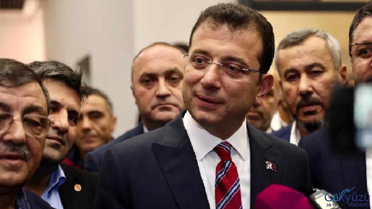 İmamoğlu,İstanbul Havalimanı'ndan Londra'ya gitti