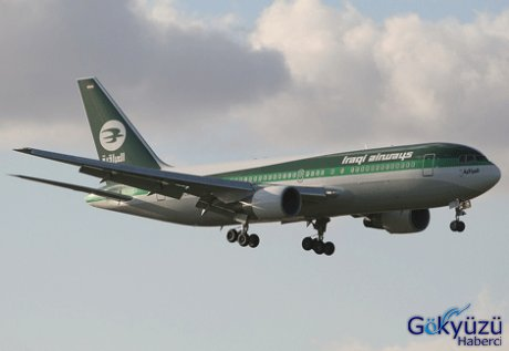 Irak Havayolları Ankara-Erbil Uçuşlarına Başlıyor