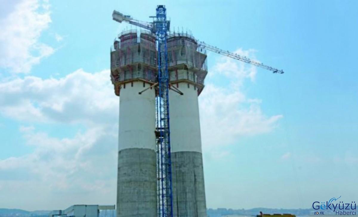 İSG'de Hava Trafik Kontrol Kuleleri PERI ile yükseliyor