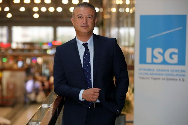 İSG'nin Yeni CEO'su Ersel Göral