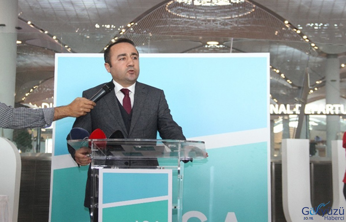 İsmail Şanlı İstanbul Havalimanı Mülki İdare Amiri oldu