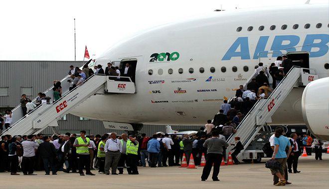 İstanbul Airshow açılışa hazırlanıyor!