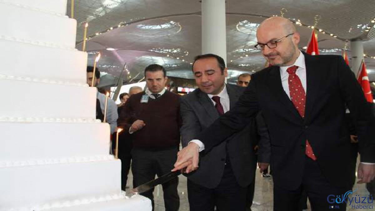 İstanbul Havalimanı Avrupa'da beşinci