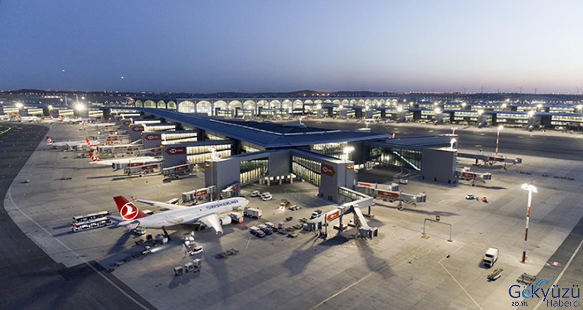 İstanbul Havalimanı Dünyanın En Büyüğü Mü?