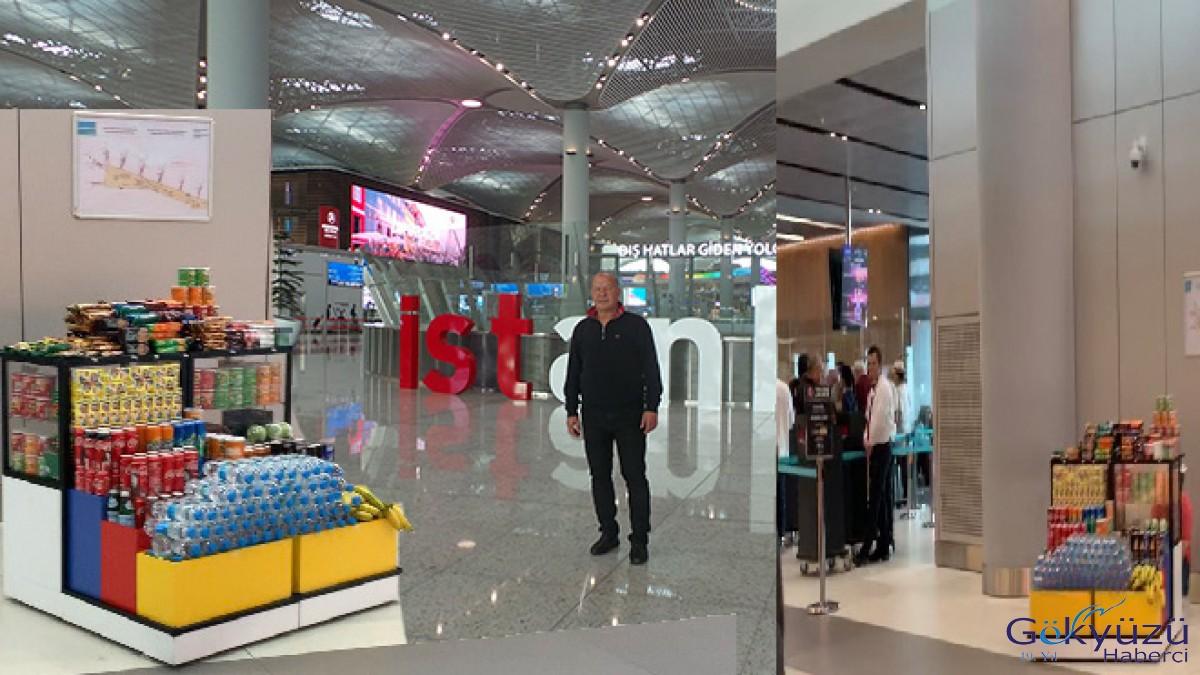 İstanbul Havalimanı'mı? 'Eminönü yeraltı geçidi'mi?