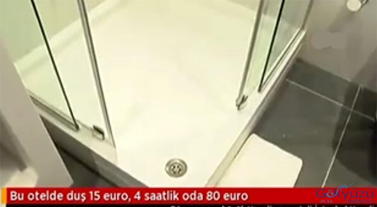 İstanbul Havalimanı'nda duş almak 15 euro!