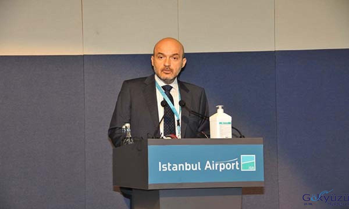 İstanbul Havalimanı'nda koronavirüs paneli