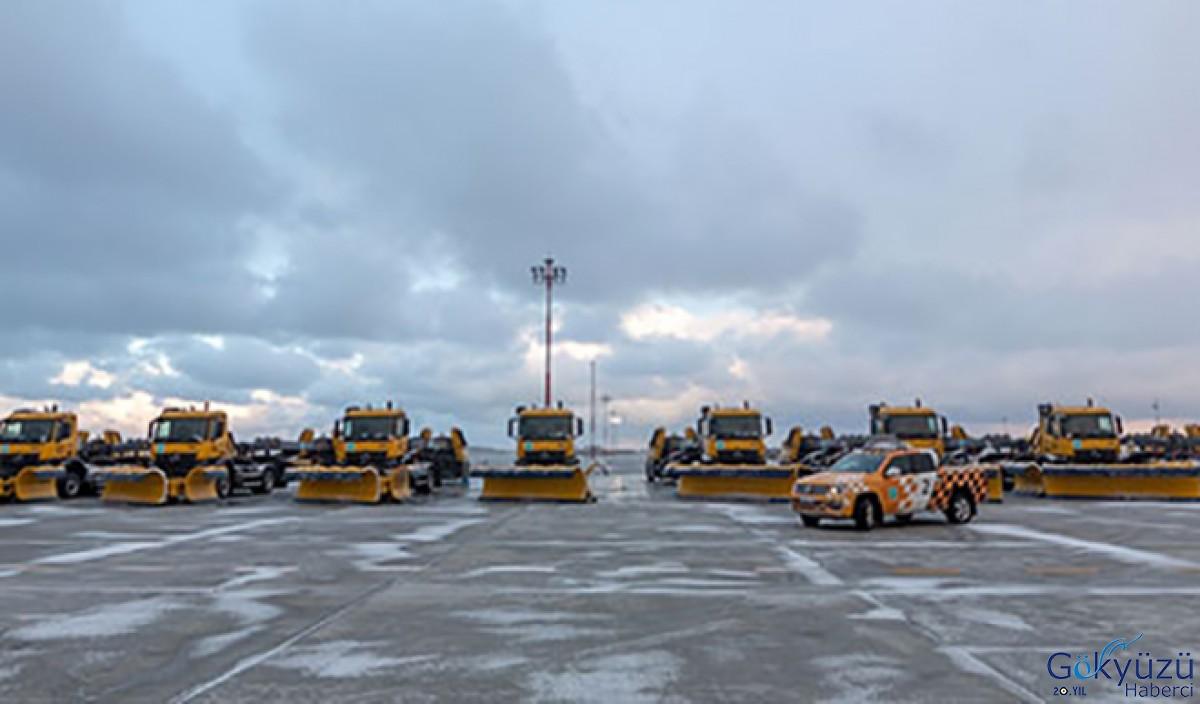 İstanbul havalimanı'nda Masraf var gelir yok!